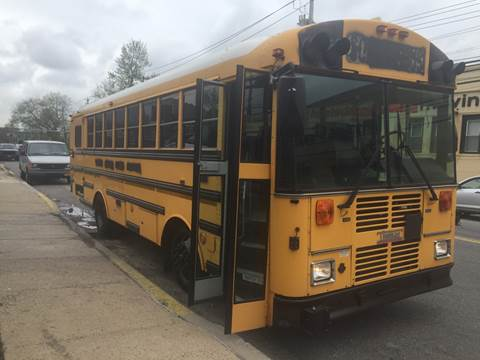 2000 Thomas Built Buses Saf-T-Liner EF for sale in New Rochelle, NY