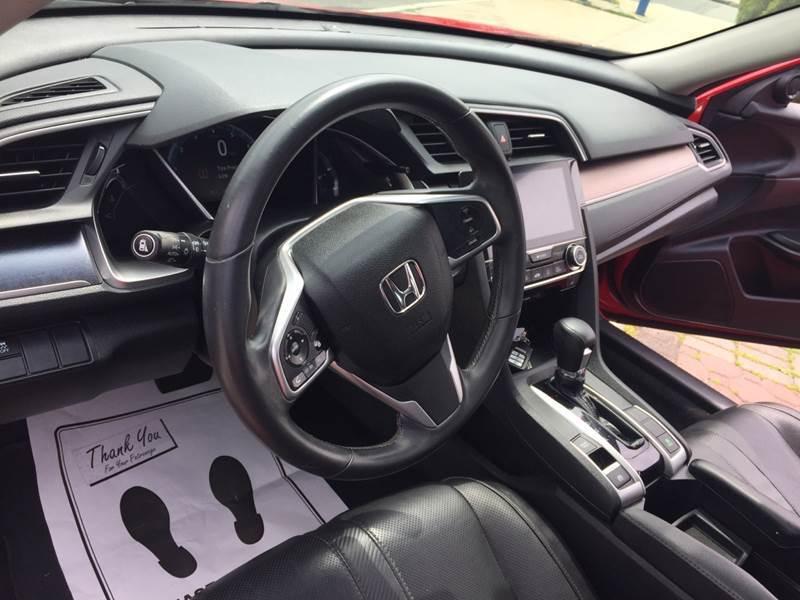 2016 Honda Civic EX-L 4dr Sedan w/Navi - New Rochelle NY
