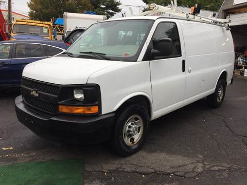 2009 Chevrolet Express Cargo for sale in New Rochelle, NY