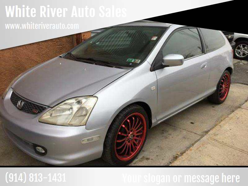 2002 Honda Civic Si 2dr Hatchback w/Side Airbags - New Rochelle NY