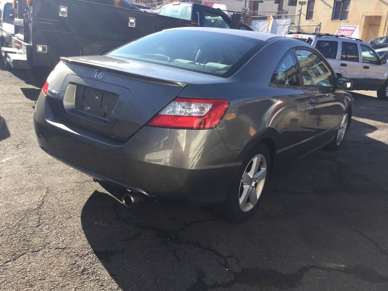 2006 Honda Civic EX 2dr Coupe w/Automatic - New Rochelle NY