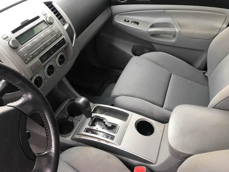 2011 Toyota Tacoma 4x4 V6 4dr Double Cab 5.0 ft SB 5A - New Rochelle NY