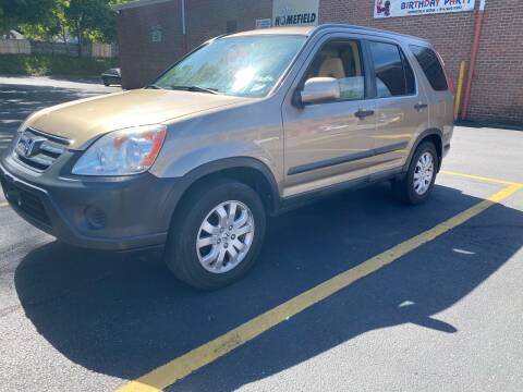 2005 Honda CR-V EX for sale at White River Auto Sales in New Rochelle NY