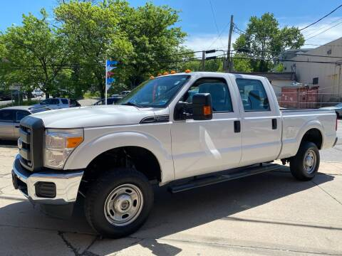 2015 Ford F-250 Super Duty Lariat for sale at White River Auto Sales in New Rochelle NY