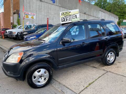 2003 Honda CR-V LX for sale at White River Auto Sales in New Rochelle NY