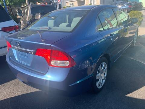 2009 Honda Civic LX for sale at White River Auto Sales in New Rochelle NY