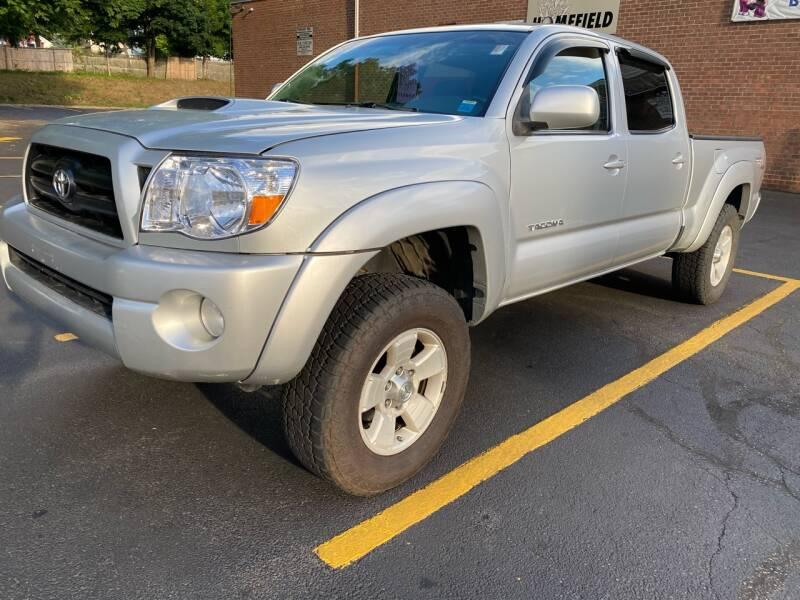 2008 Toyota Tacoma 4x4 V6 4dr Double Cab 6.1 ft. SB 5A - New Rochelle NY