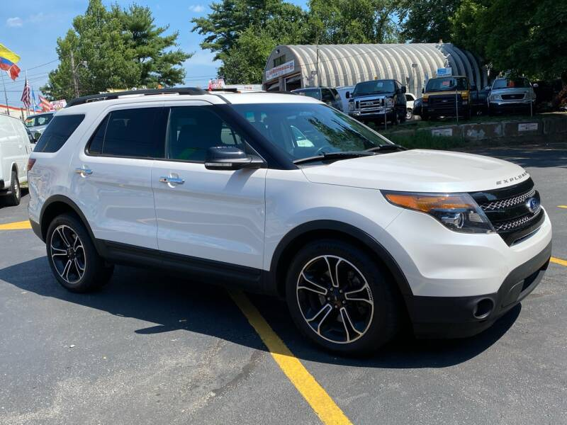 2013 Ford Explorer AWD Sport 4dr SUV - New Rochelle NY