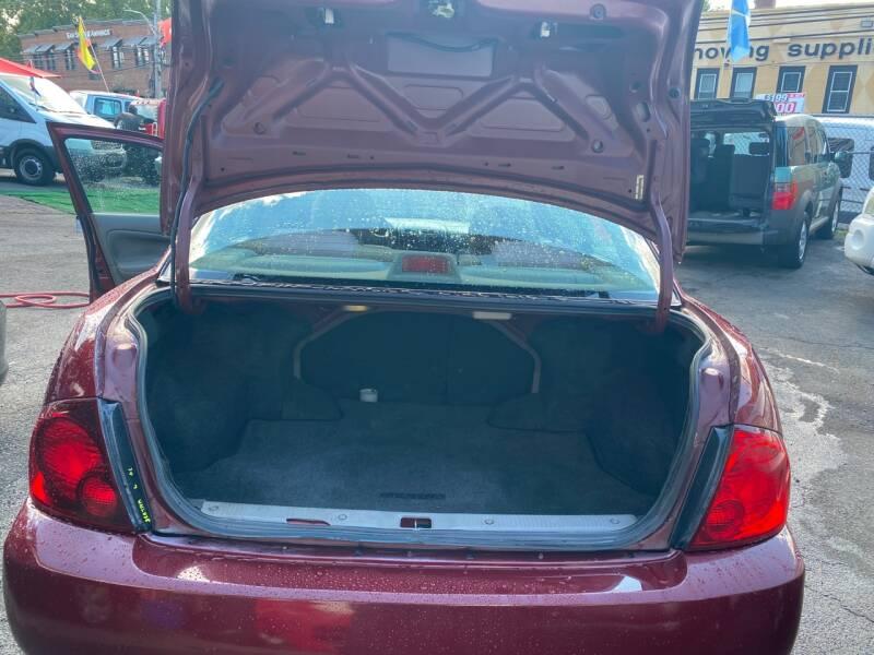 2004 Nissan Sentra 1.8 S 4dr Sedan - New Rochelle NY
