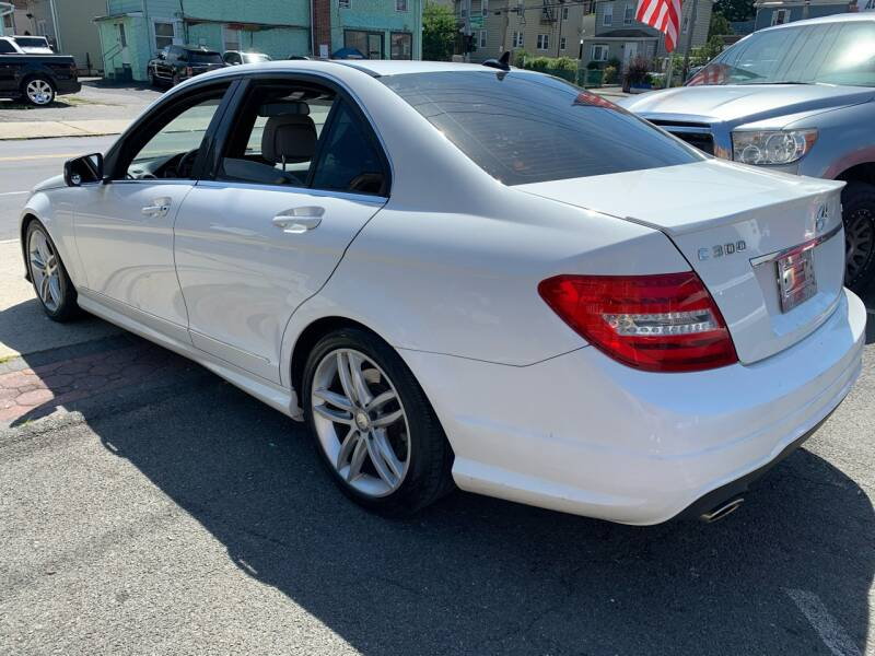 2013 Mercedes-Benz C-Class AWD C 300 Sport 4MATIC 4dr Sedan - New Rochelle NY