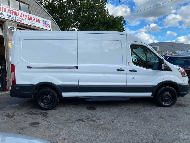 2016 Ford Transit Cargo 150 3dr LWB Medium Roof Cargo Van w/Sliding Passenger Side Door - New Rochelle NY