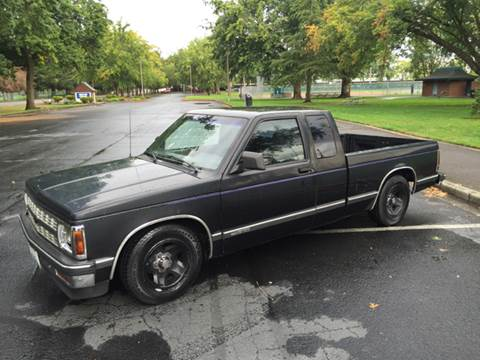 1991 Chevrolet S-10 for sale at Car Guys in Kent WA