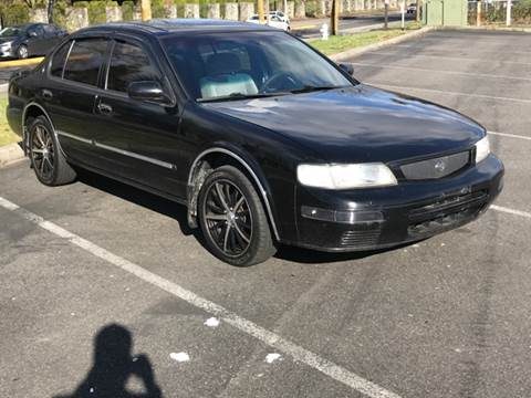 1996 Nissan Maxima for sale at Car Guys in Kent WA