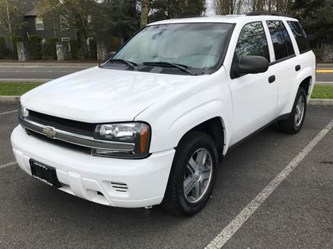2004 Chevrolet TrailBlazer for sale at Car Guys in Kent WA