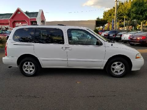 2002 Nissan Quest for sale at Car Guys in Kent WA