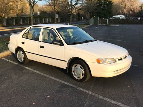 1999 Toyota Corolla for sale at Car Guys in Kent WA