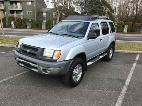 2000 Nissan Xterra for sale at Car Guys in Kent WA