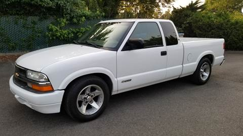 2001 Chevrolet S-10 for sale at Car Guys in Kent WA