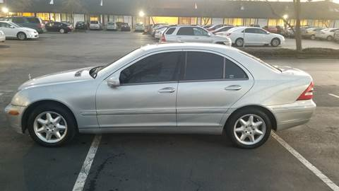 2004 Mercedes Benz C Class For Sale In Kent Wa