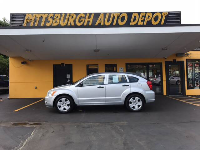 2007 Dodge Caliber SXT 4dr Wagon - Pittsburgh PA