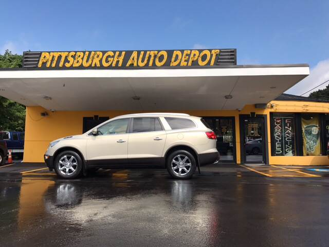 2008 Buick Enclave AWD CXL 4dr Crossover - Pittsburgh PA