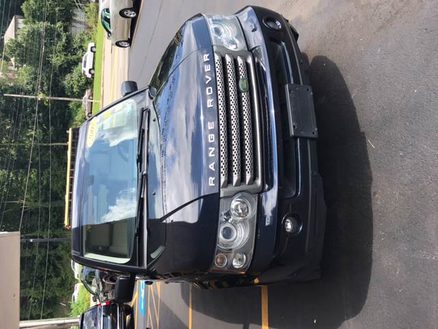 2007 Land Rover Range Rover Sport HSE 4dr SUV 4WD - Pittsburgh PA