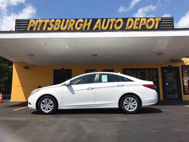 2011 Hyundai Sonata GLS 4dr Sedan - Pittsburgh PA