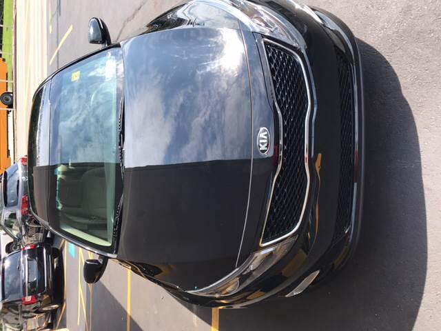 2015 Kia Optima LX 4dr Sedan - Pittsburgh PA