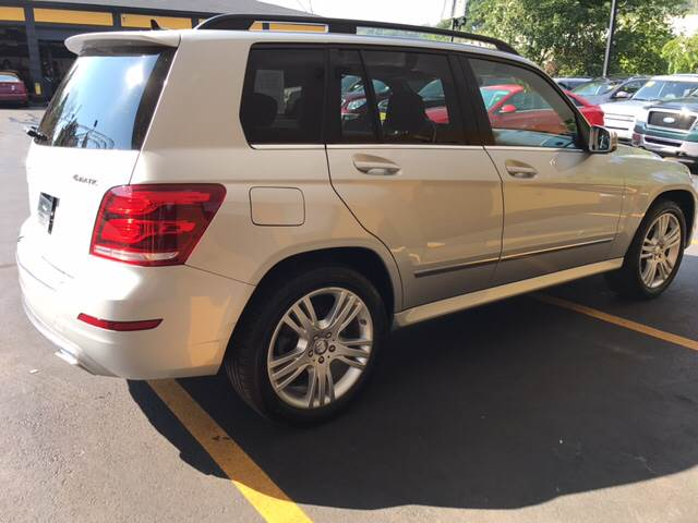 2013 Mercedes-Benz GLK AWD GLK 350 4MATIC 4dr SUV - Pittsburgh PA