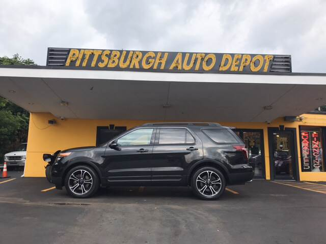 2015 Ford Explorer AWD Sport 4dr SUV - Pittsburgh PA
