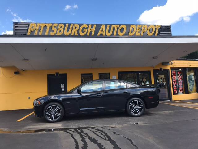 2014 Dodge Charger AWD R/T 4dr Sedan - Pittsburgh PA