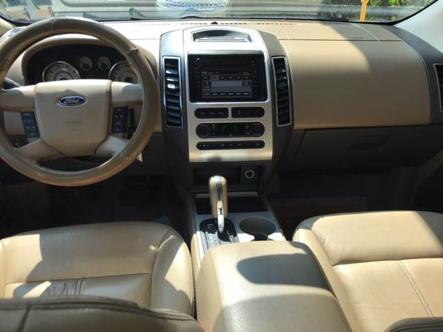 2007 Ford Edge AWD SEL Plus 4dr Crossover - Pittsburgh PA
