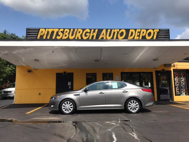 2015 Kia Optima EX 4dr Sedan - Pittsburgh PA