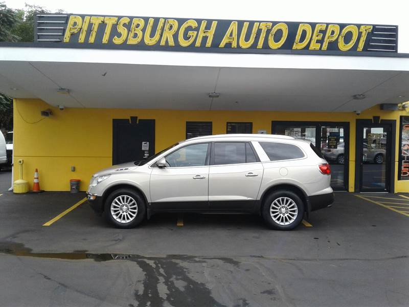2010 Buick Enclave CXL 4dr Crossover w/1XL - Pittsburgh PA
