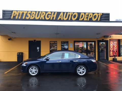 Used Nissan Maxima For Sale In Pittsburgh Pa