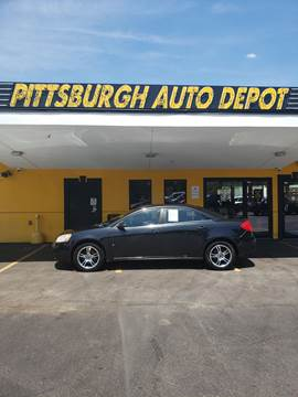 2009 Pontiac G6 for sale in Pittsburgh, PA