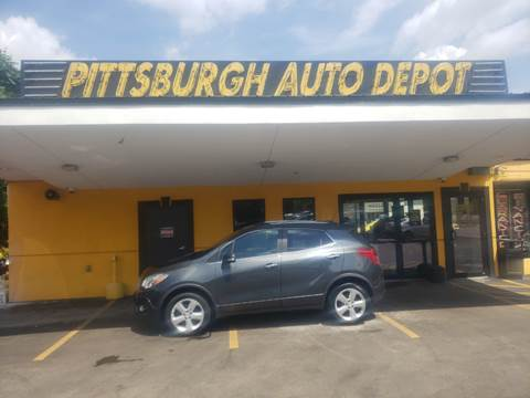 Pittsburgh Auto Depot - Used Cars - Pittsburgh PA Dealer