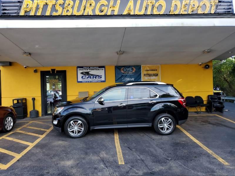 2017 Chevrolet Equinox AWD Premier 4dr SUV - Pittsburgh PA