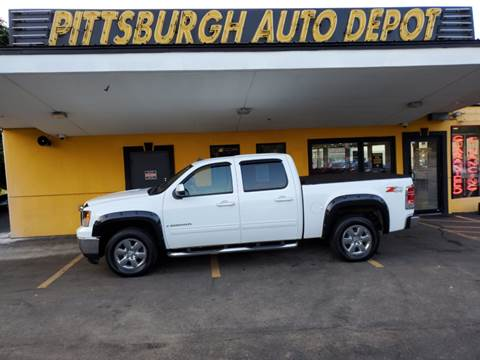 2009 GMC Sierra 1500 for sale in Pittsburgh, PA