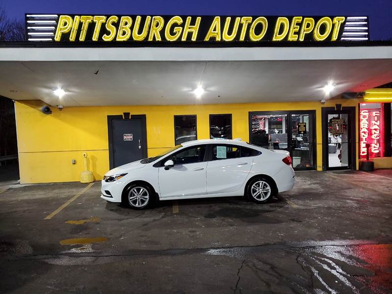 2016 Chevrolet Cruze LT Auto 4dr Sedan w/1SD - Pittsburgh PA