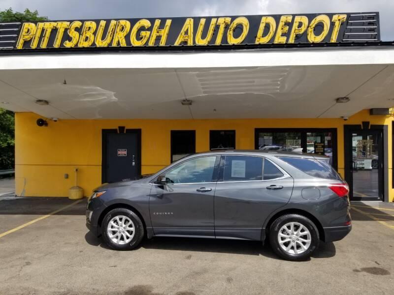 2018 Chevrolet Equinox LT 4dr SUV w/1LT - Pittsburgh PA