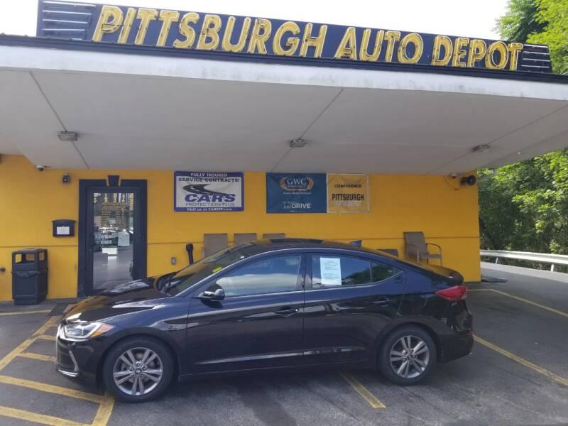 2017 Hyundai Elantra Limited 4dr Sedan PZEV (US) - Pittsburgh PA