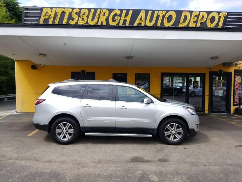 2017 Chevrolet Traverse AWD LT 4dr SUV w/1LT - Pittsburgh PA
