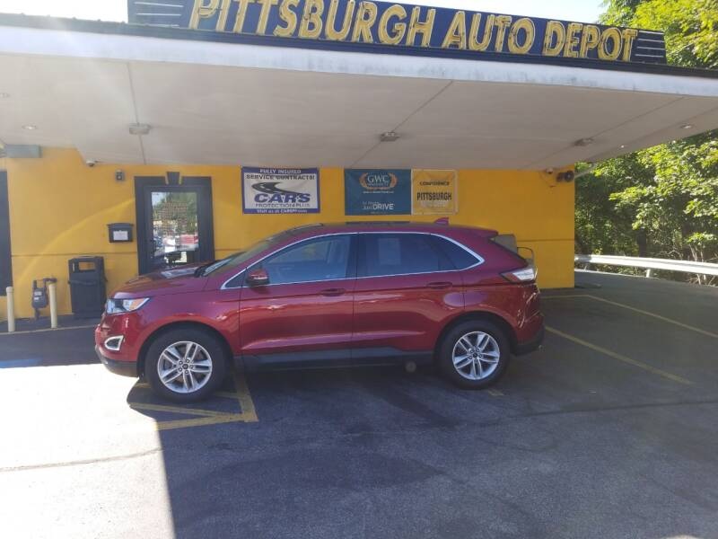 2017 Ford Edge AWD SEL 4dr Crossover - Pittsburgh PA