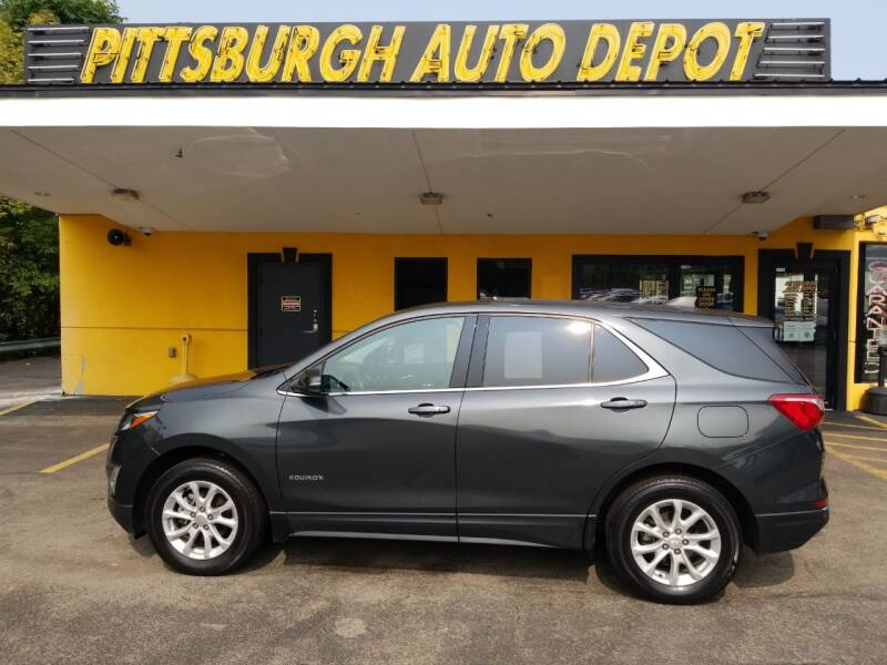 2018 Chevrolet Equinox 4x4 LT 4dr SUV w/1LT - Pittsburgh PA