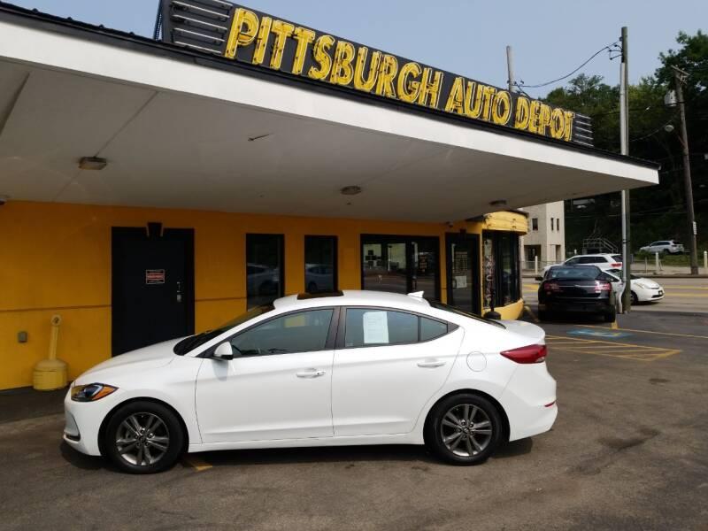 2017 Hyundai Elantra Value Edition 4dr Sedan (US) - Pittsburgh PA