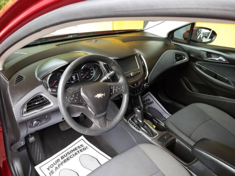 2018 Chevrolet Cruze LT Auto 4dr Sedan - Pittsburgh PA