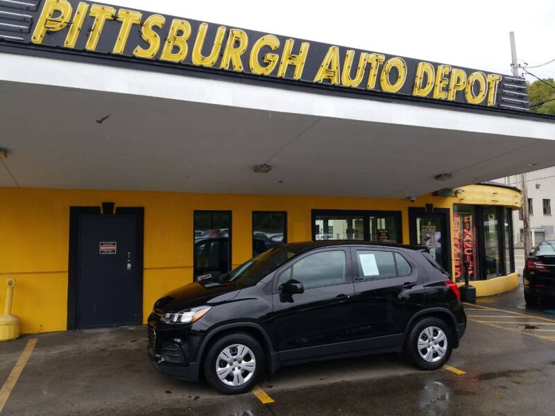 2019 Chevrolet Trax LS 4dr Crossover - Pittsburgh PA
