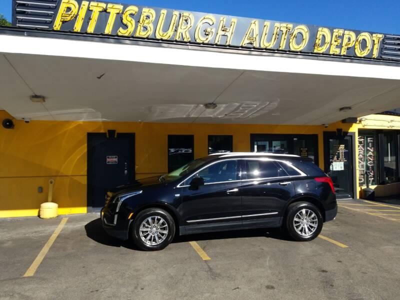 2017 Cadillac XT5 Luxury 4dr SUV - Pittsburgh PA