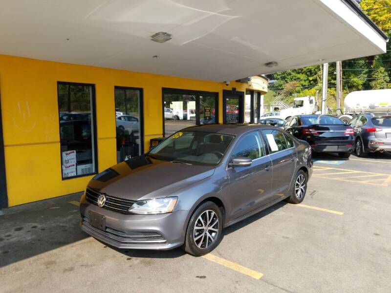 2017 Volkswagen Jetta 1.4T SE 4dr Sedan 6A - Pittsburgh PA